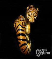 """Браслет """"Тигры"""""""